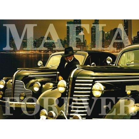 Gánster de Nueva York Mafia Forever