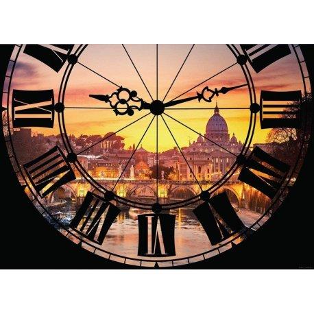 Reloj con Vistas a Roma