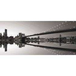 Puentes de Nueva York en Blanco y Negro