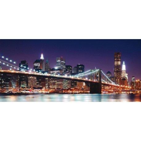 Nueva York Nocturno a todo Color