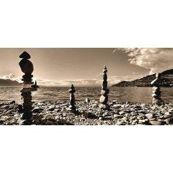 Esculturas en Equilibrio Zen