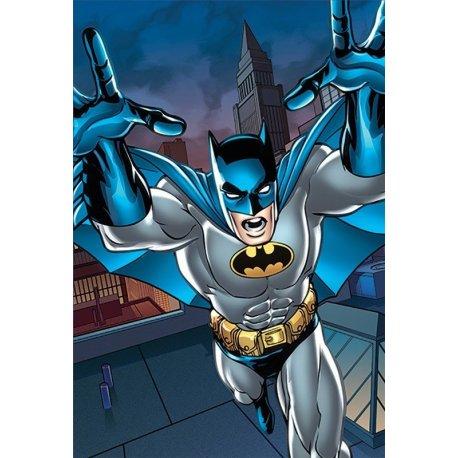 Mural Batman de Comic