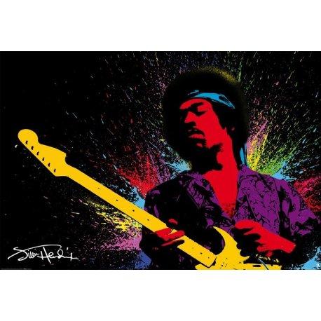 Hendrix Pasión a Todo Color