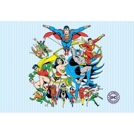 Personajes DC Comic Clásicos