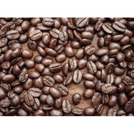 Mosaico Granos de Café con Sabor