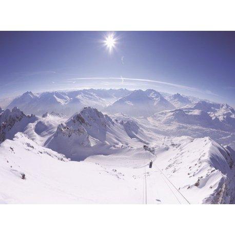 Vista Montañas del Himalaya