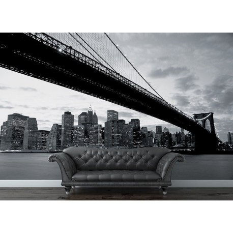 Nueva York Luces sobre el Hudson