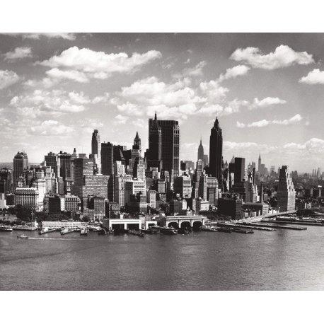 Rascacielos Nueva York desde el Cielo