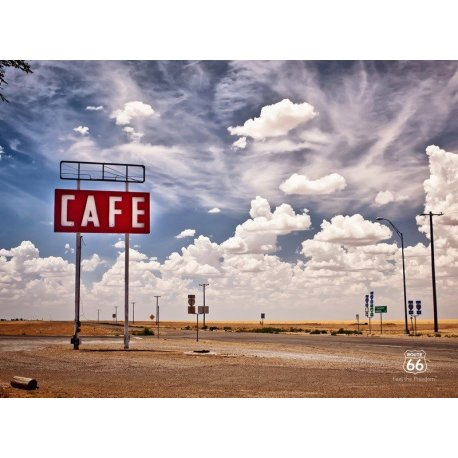 En Algún Lugar Ruta 66