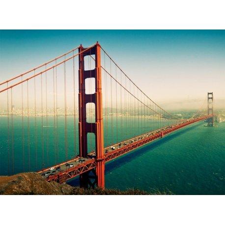 Puente Golden Gate sobre la Bahía
