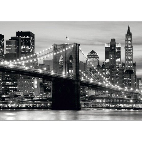 Luces en Blanco y Negro de New York