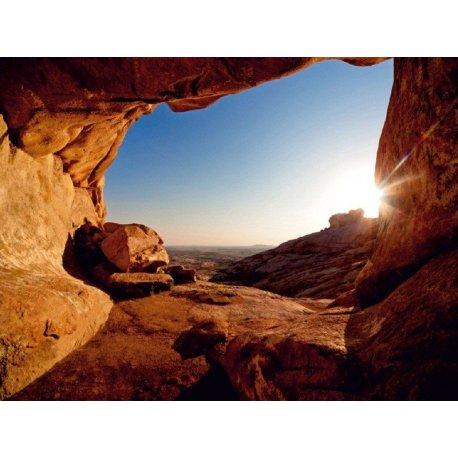 Paisaje desde la Cueva