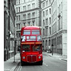 Parada Autobús Calle Londres