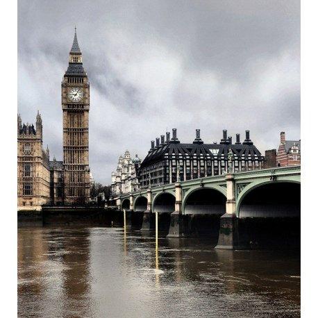 Rio Támesis y Big Ben