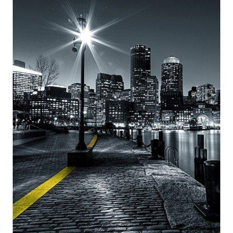 Luces en Blanco y Negro de New York