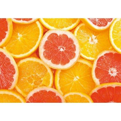 Mosaico Naranjas y Pomelos