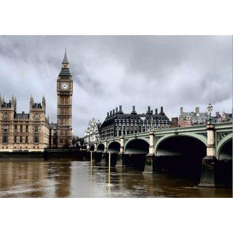 Vista Palacio Westminster y Big Ben