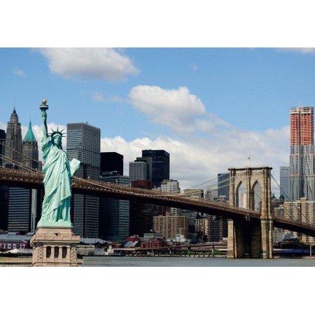 Mural Nueva York Ciudad de Rascacielos