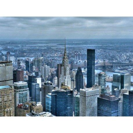 Nueva York Sobre los Rascacielos