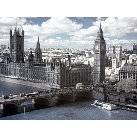 Vista Palacio de Westminster Londres
