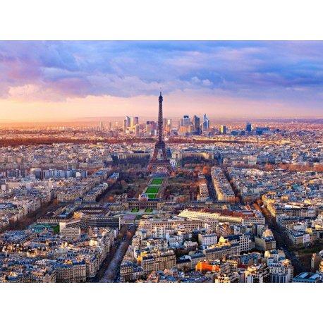 Vista París desde el Cielo