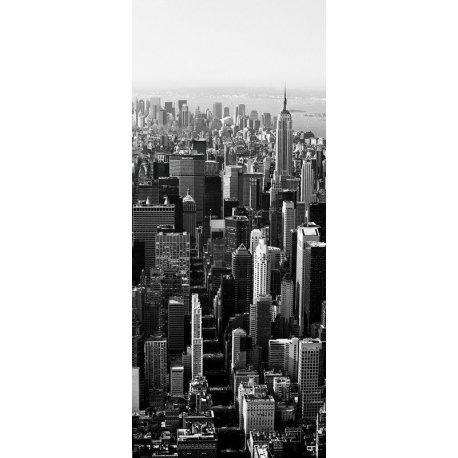 Sobre los Rascacielos en Blanco y Negro