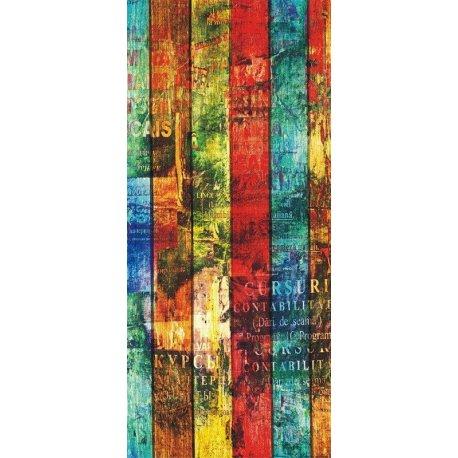 Composición Tablas con Colores Moderno