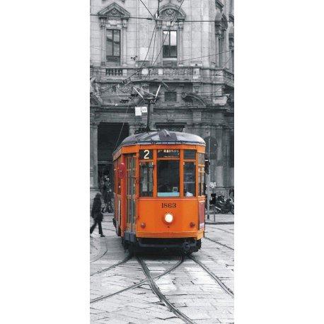 Tranvía Naranja de Milán
