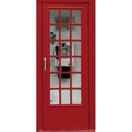 Entrada a Cabina Telefónica Londres