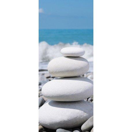 Piedras Blancas en Equilibrio
