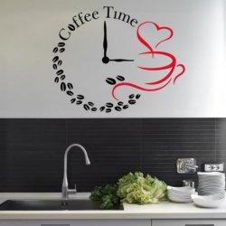 El Reloj aroma de Café