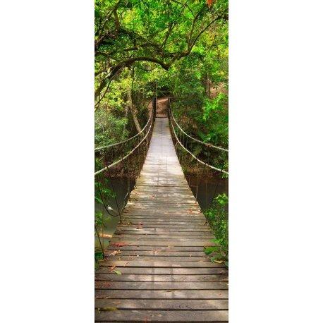 Entrada al Bosque Verde