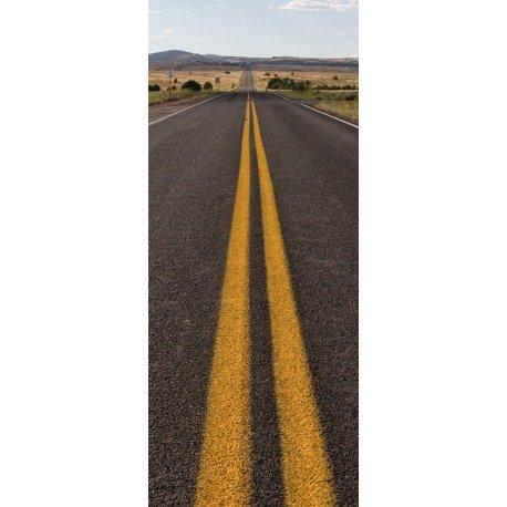 Carretera hacia el Horizonte