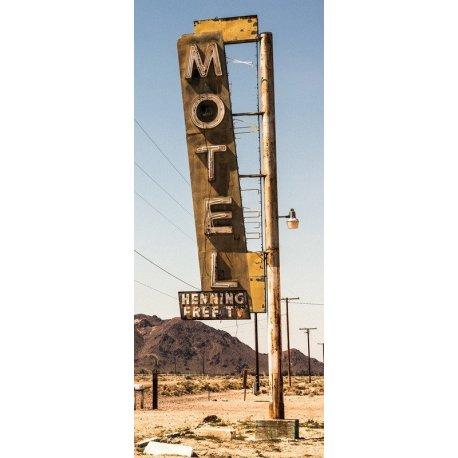 Vieja Señal de Motel