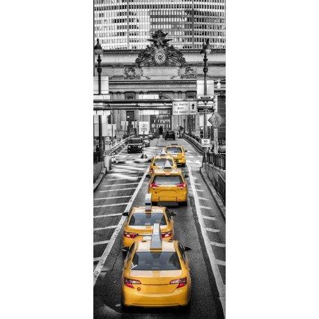 Taxis frente a la Grand Central Terminal