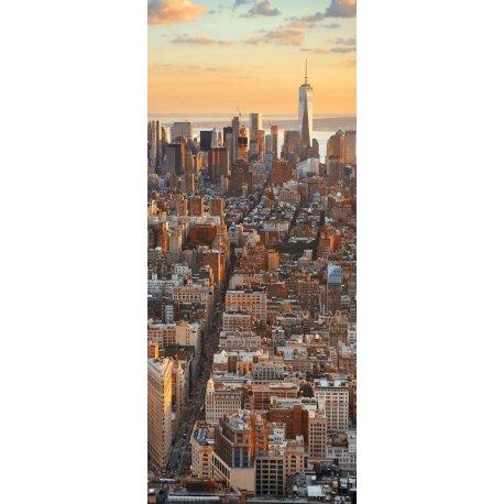 Sobre los Rascacielos de la Gran Ciudad