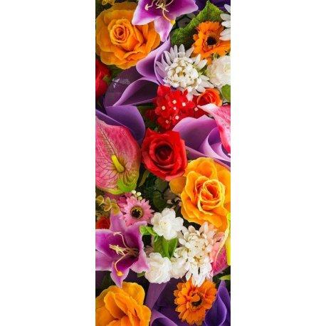 Mosaico Flores de Todos los Colores