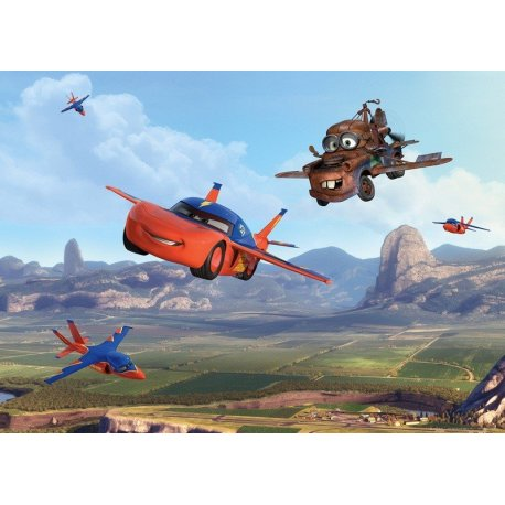Aviones Disney en el Cielo