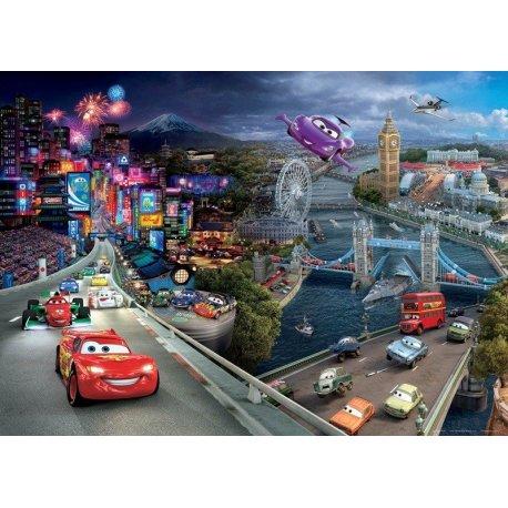 Carreras Cars en las Grandes Ciudades