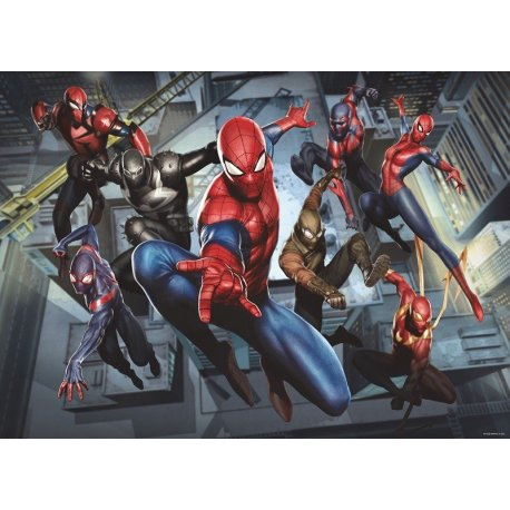 Spiderman Todas las Versiones Marvel