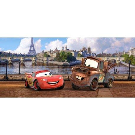 Rayo McQueen y Mate Colegas en París