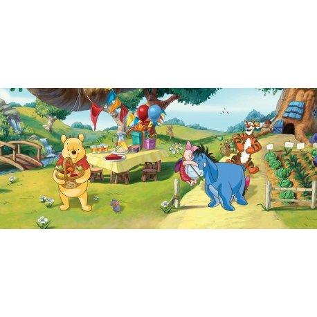 Winnie The Pooh Fiesta de Cumpleaños