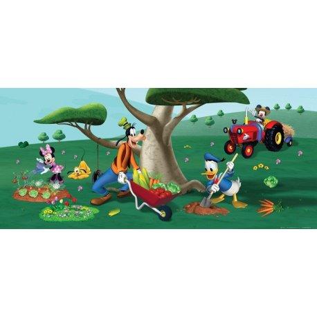 Goofy y Amigos Disney en el Huerto
