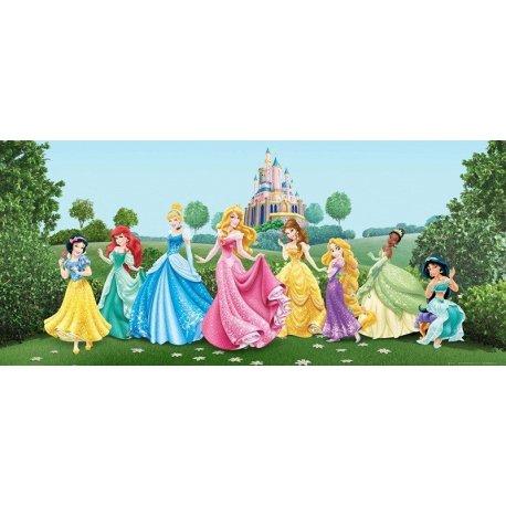 Princesas Disney en los Jardines del Palacio