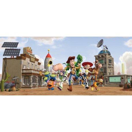 Woody y Amigos Toy Story a la Carrera