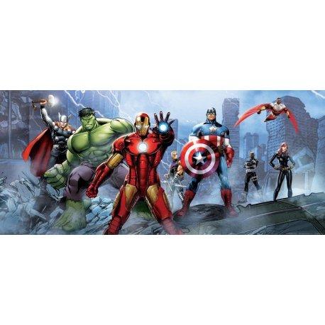 Equipo Los Vengadores de Comics