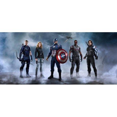Capitán América Equipo Civil War