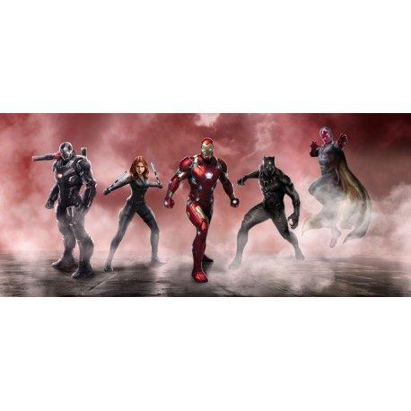 Iron Man Equipo Civil War
