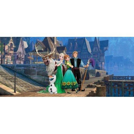 Elsa Anna Olaf y Kristoff Frozen