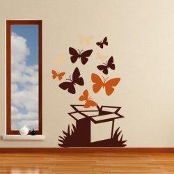 La Caja de las Mariposas